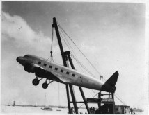The DC-2 arrives in China