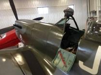 HFF Spitfire cockpit