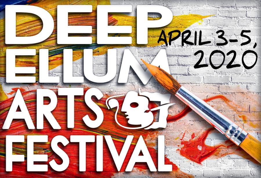 POSTPONED-Deep Ellum Arts Festival