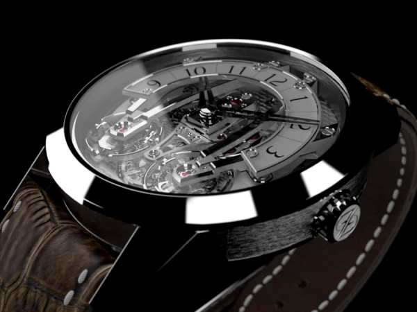 Gregdesign | Horlogerie suisse, illustrations 3d photoréalistes image 4