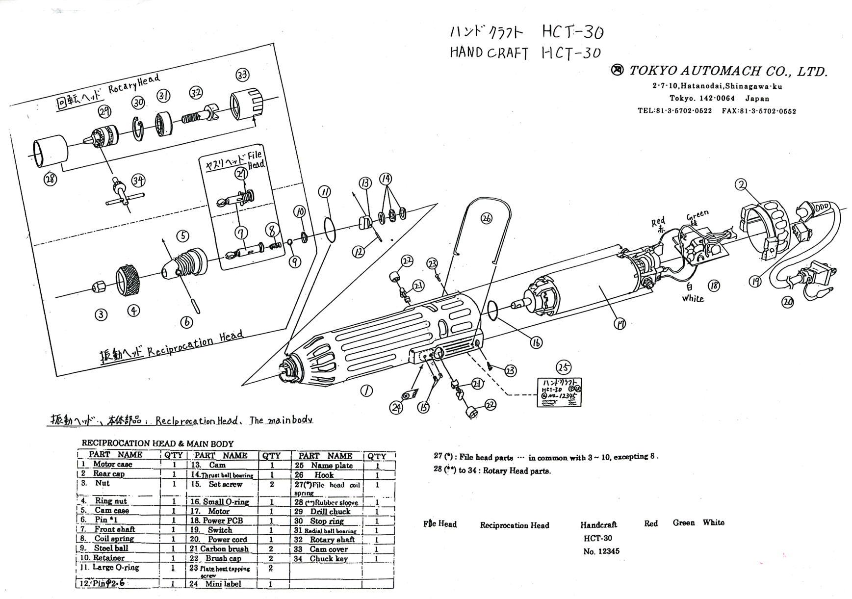 Parts Automach Maintenance Kits And Parts