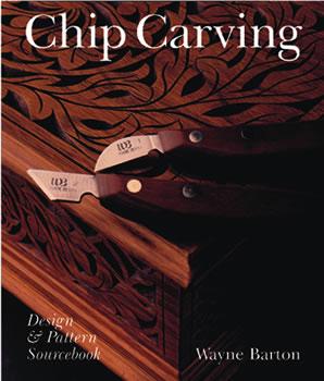 Chip Carving: Design & Pattern Sourcebook