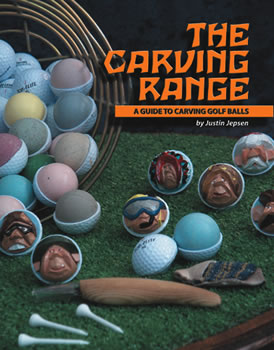 Carving Range OUT OF PRINT, NO STOCK