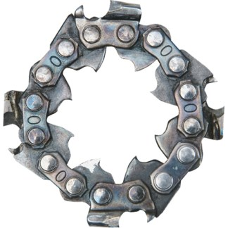 4 Tooth Carbide Replacement Chain 2""