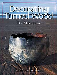 Decorating Turned Wood