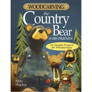 Woodcarving the Country Bear
