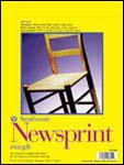 """24"""" x 36"""" Strathmore 300 Series Newsprint Pads"""