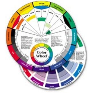 "Color Wheel 9-1/4"" Diameter"