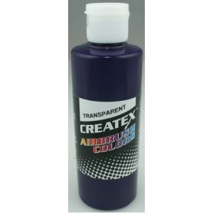 Createx Airbrush Transparent Red-Violet 4 0z.