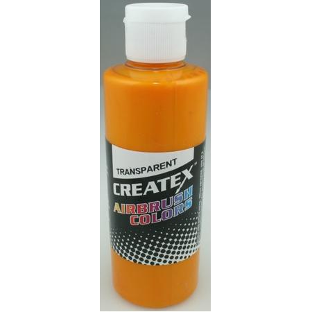 Createx Airbrush Transparent Sunrise Yellow 4 0z.