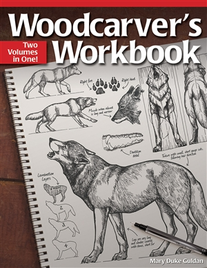 Woodcarver's Workbook Two Volums in One!