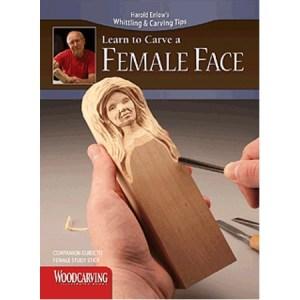 Female Face Study Stick Kit