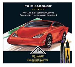 MARKER SET-PRISM PRIM & SEC