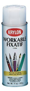 Fixative, KRYLON Workable Fixative