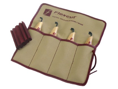 Flexcut KN150 Right-Handed Scorp Set #16175