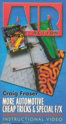 DVD - More Automotive Cheap Tricks & Special F/X