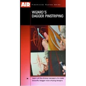DVD - Wizards Dagger Pinstriping