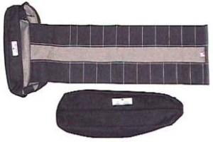 Tool Roll 20 Pocket Denim Roll (Denim Bag) WD301