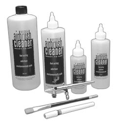 CLEANER Medea Airbrush Cleaner,   8 oz.