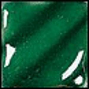 Gloss (LG) Glazes - LG-46 Leaf Green [TL], 1 Pint Liquid