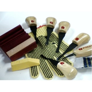 Beginner Wood Carving Tool Set