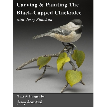 Carving & Painting the Black-Capped Chickadee