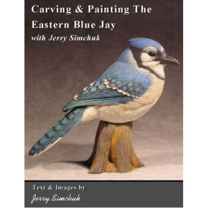 Carving & Painting the Eastern Blue Jay