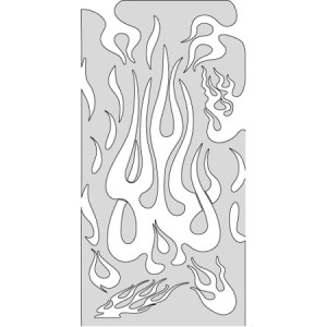 Flame Master - The Medium 5.5 x 11