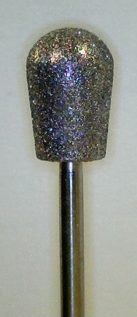 "Diamond Carver D-29 Lg. Pear 8mm (5/16"") 3/32"" Shank"