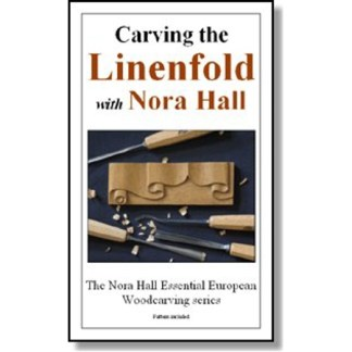 DVD - Nora Hall Carving the Linenfold
