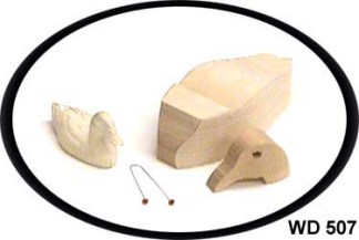 Duck Carving Kit