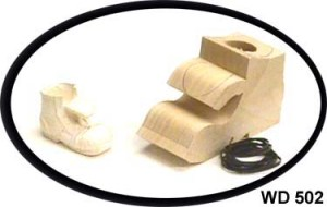 Old Shoe Carving Kit