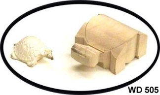 Turtle Carving Kit