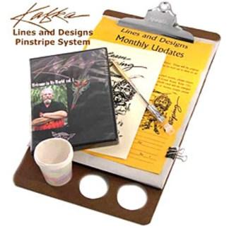 """Kafka """"The System"""" Pinstriping Kit."""