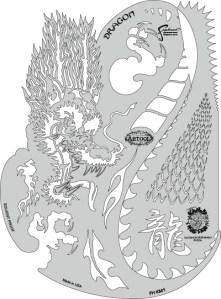 Dragon (Ryu) 7 x 5