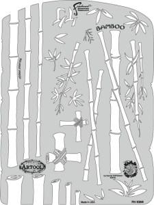 Bamboo 7 x 5