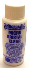 Micro KRISTAL KLEAR 1 oz.