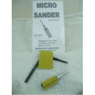 """Cushion Sander Marsh Micro 3/32"""" shank 5/16 diam x 3/4"""""""