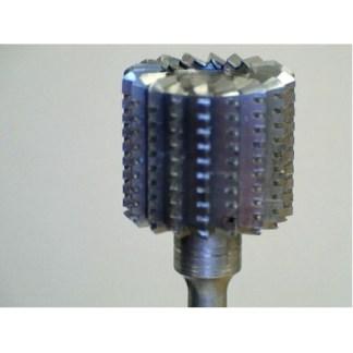 """Stump Cutter Lg. Cylinder 10mm x 10mm 3/32"""" shank"""