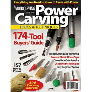 Power Carving Tools & Techniques - WCI 2010