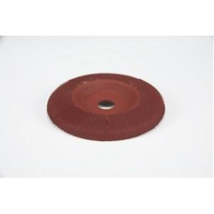"Saburr-Tooth 4"" Sanding Disc's 5/8"" bore Flat Face Medium"
