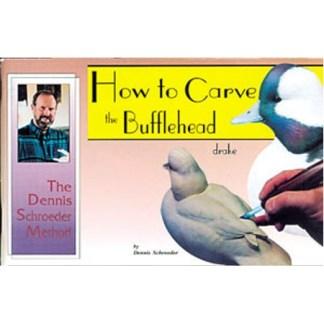 How to Carve The Bufflehead Drake