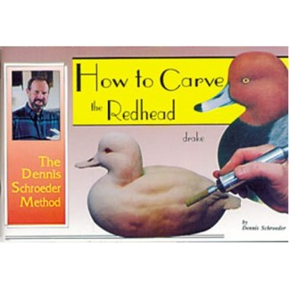 How to Carve The Redhead Drake