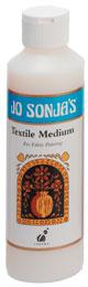 Jo Sonja's Textile Medium 4OZ