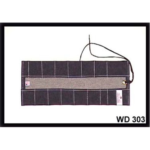 Tool Roll 12 Pocket (SMALL TOOLS) WD303