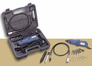 Carving Tool Kit, Wecheer WE-320 Professional