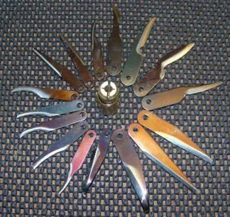 Warren Tool Blades
