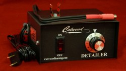 Colwood Detailer Wood Burner w/HD 14 gauge cord
