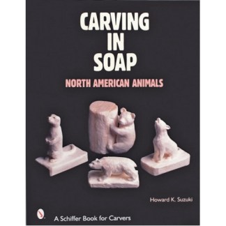 Carving in Soap: North American Animals