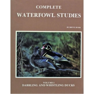 Complete Waterfowl Studies, Volume I: Dabbling Ducks